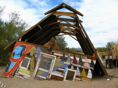 East Jesus Art Camp Slab City