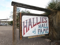 Hallie's Hall of Fame Museum