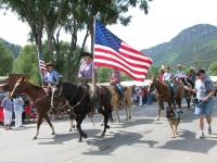 Lake City Colorado Fourth of July Parade