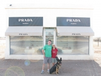 Prada Marfa Art or Illegal Roadside Ad