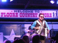 Michael Guerra at Floore Country Store Helotes, TX