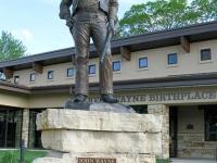 John Wayne Museum Winterset, IA