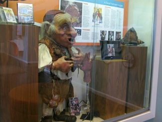 Labyrinth Troll at Unclaimed Baggage Center Scottsboro, AL