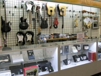 Lost Guitars found at Unclaimed Baggage Center Scottsboro, AL