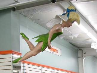 Tinkerbell found at Unclaimed Baggage Center Scottsboro, AL