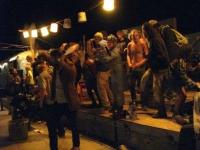 Saturday Night at The Range, Slab City