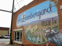The Lumberyard in Roscoe, TX