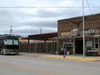 Mavericks play the Lumberyard in Roscoe, TX