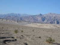 Morning in Death Valley, CA