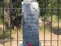 The Grave of Doc Holliday in Glenwood Springs, CO
