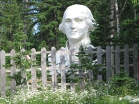 Presidents Park in South Dakota