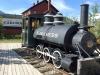 The Duchess, Historic Steam Engine in Carcross, Yukon