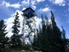 Deadman Lookout Historic Fire Tower