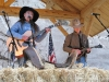 Carin Mari and Pony Express open for Michael Martin Murphy at BBQ Station in Lake City, CO