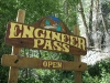 Alpine Loop road sign to Engineer Pass