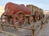 Death Valley Borax Mine Exhibit