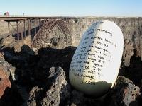 Memorial Squash at Snake River Bridge