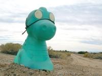 Slab City Desert Monster