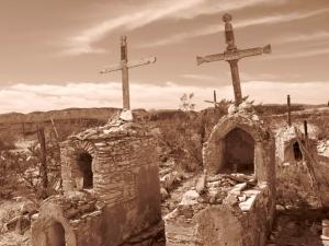Historic Terlingua Cemetery
