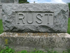 Wo says Rust never sleeps?