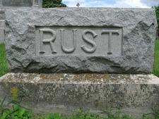 Wo says Rust never sleeps?