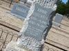 Annie Stillwell Grave Marker Marathon Texas