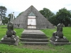 Pyramid Monument Mt Olivet Cemetery