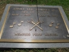 Memphis Punk Rocker Jay Reatard Grave Memorial Park Cemetery