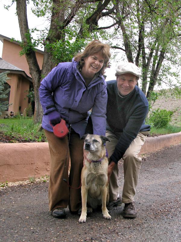 Drew and Michael in Durango