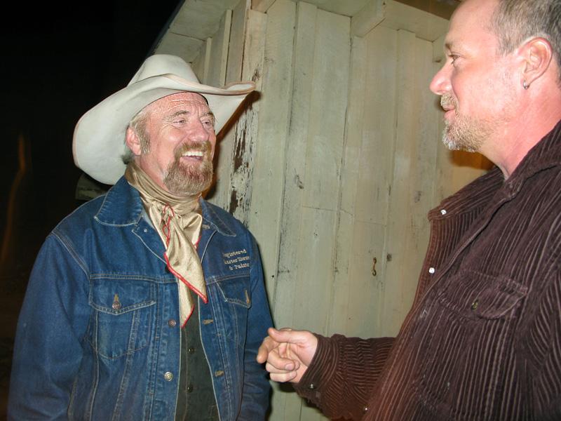 Jim tells Michael Martin Murphy a childhood memory