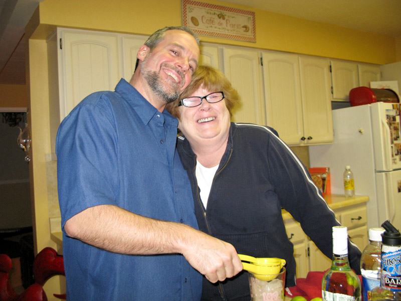 Julie Byrne and Jim Nelson Eureka CA