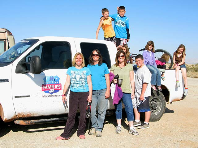 Fulltime Families RV Travel Support Group