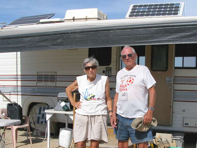 Bob and Nancy Unden
