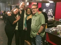 Mushashi Tepanyaki Birthday Dinner in Las Vegas
