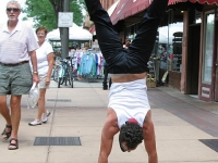 Fort Collins Street Performer