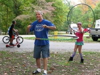 Hooping with Zennomads