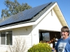 Joel at Paso Robles Grid-Tied Solar Home