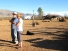Bayfield Bunch Kelly and Al at Arizona House Caretaking Job