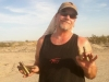 Collecting Brass Outside Slab City