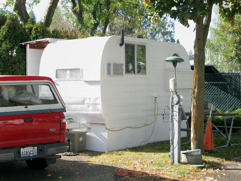 Tiny Trailer Inns Spokane Resident