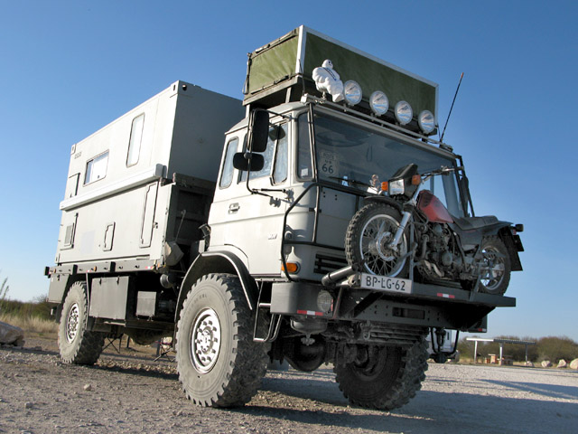 DAF Overlander All Terrain RV