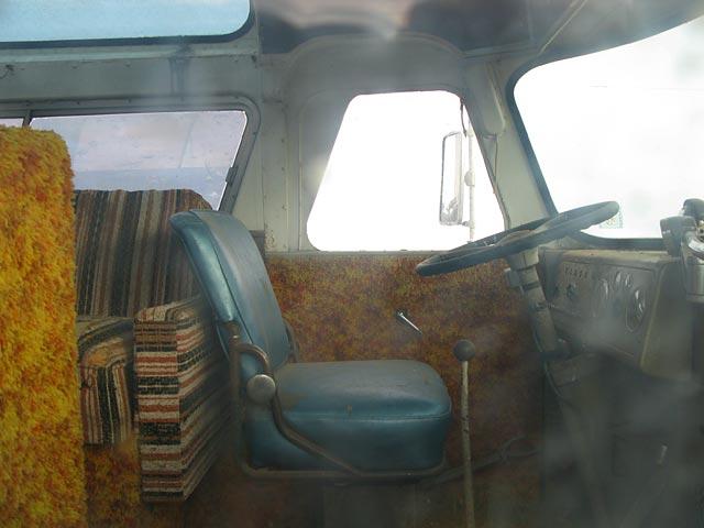Flxible, Bus, Dead, Restore
