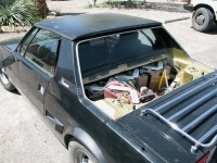Way Cool Fiat X1/9 Electric Car Conversion