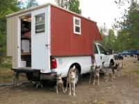 DIY RV Custom Musher Dog Truck