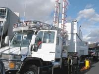 KiraVan Expedition Vehicle System at SEMA 2015