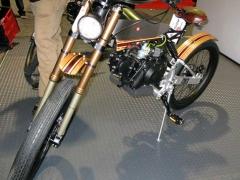 Motoped Motorized Bicycle at SEMA Show 2015