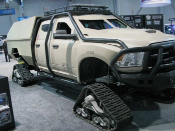 SEMA 2016 Custom Cars and Rig Builds