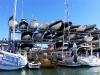 Bali Boa at the Newport Beach Harbor Boat Storage