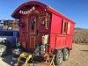 Gypsy Wagon Homemade Trailer
