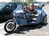 VW Bug Chopper Trike Conversion at the T or C Fiesta